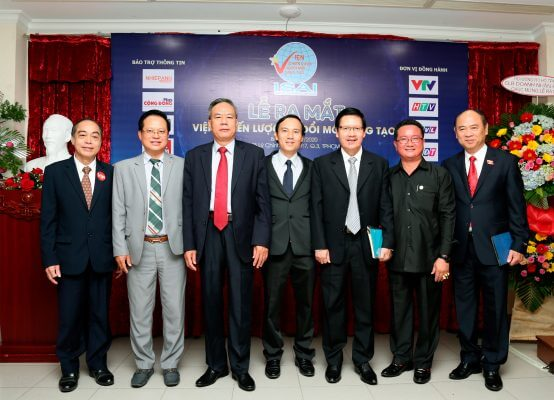 Grand Opening of Institute of Strategy and Innovation (ISAI)