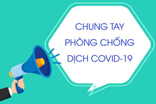 CHUNG TAY CHỐNG DỊCH COVID 19
